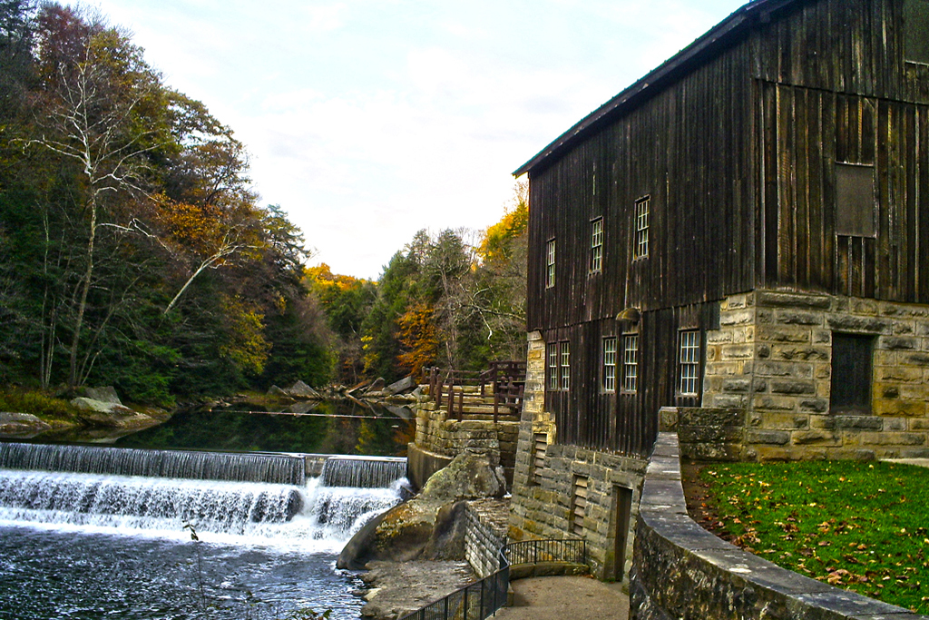 McConnell's Mill; Lawrence County, Pennsylvania