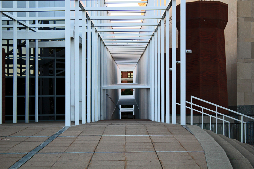 Wexner Center for the Arts, Columbus, Ohio