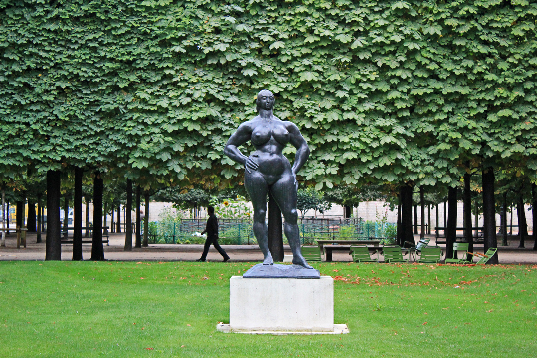 Jardin des tuileries civic arts project - Sculpture jardin des tuileries ...
