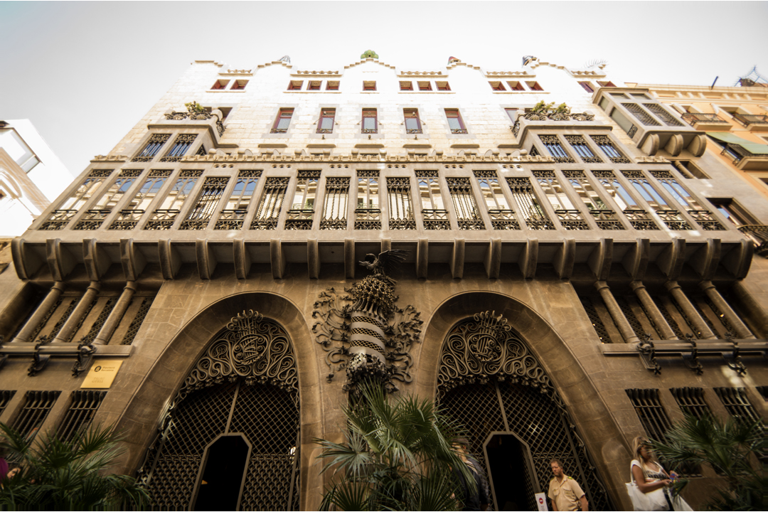 Palau Güell, Barcelona – Civic Arts Project