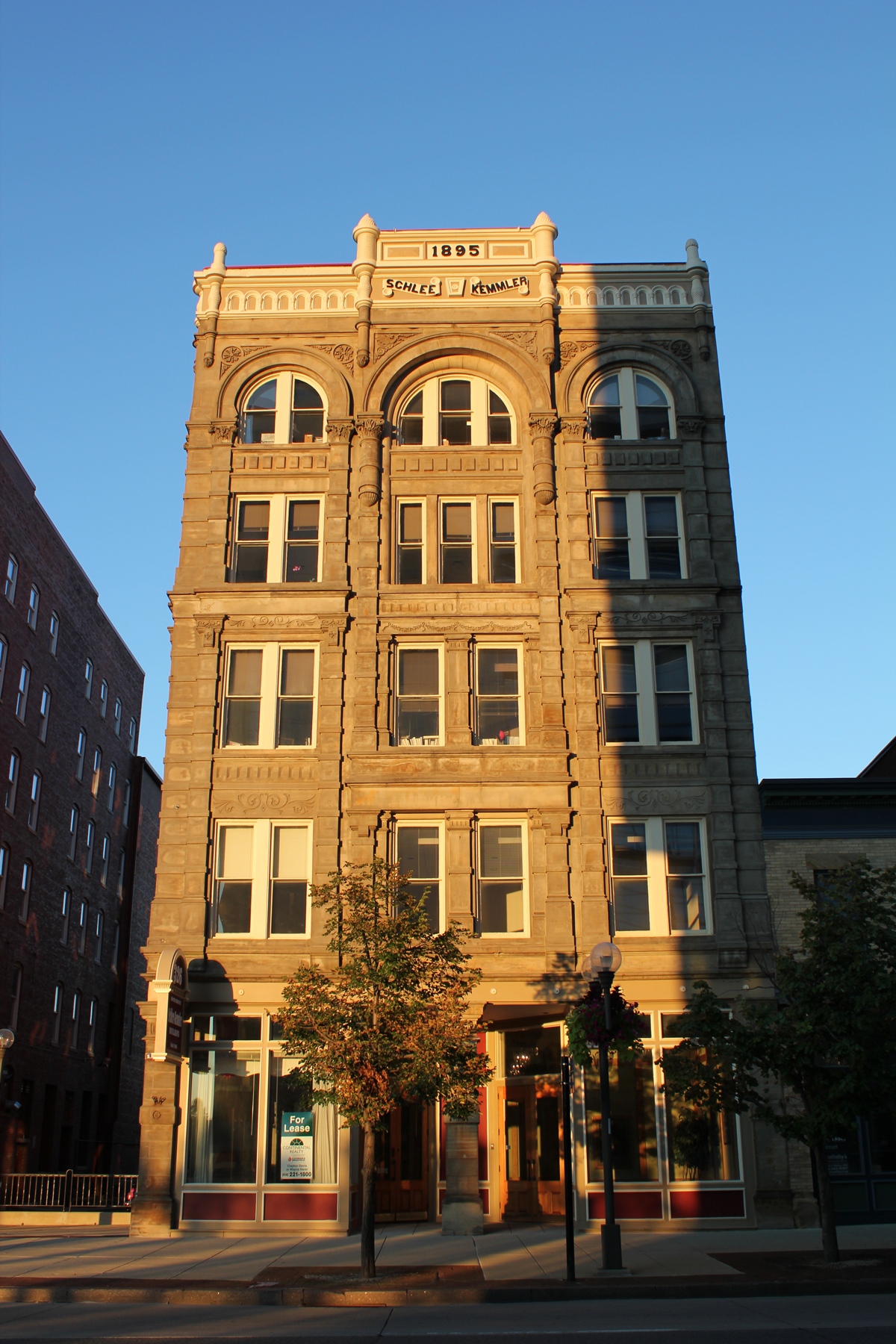 Schlee Kemmler Building Downtown Columbus Civic Arts