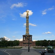 Long Shot of the Berlin Victory Column
