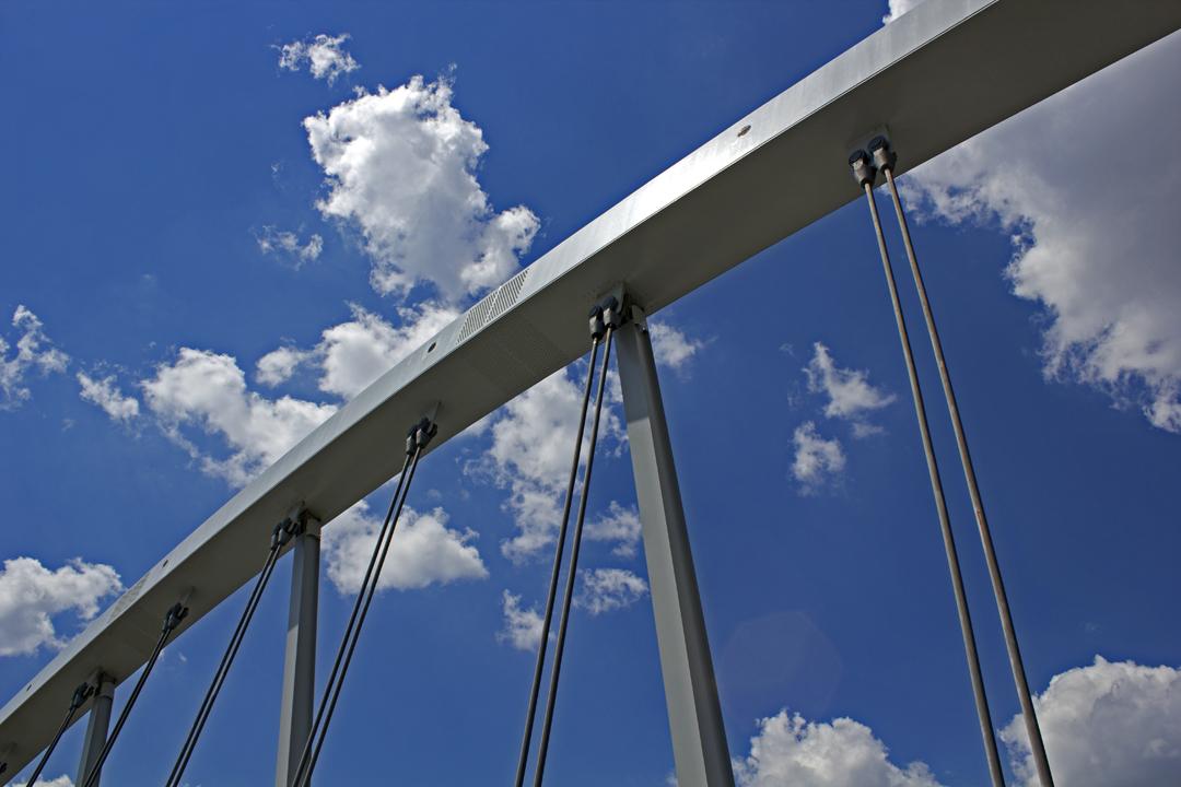 Main Street Bridge; Downtown Columbus, Ohio – Civic Arts ...